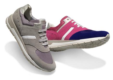 Весенне-летняя коллекция обуви Geox | галерея [1] фото [2]