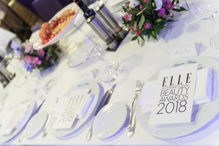 Объявлены победители премии ELLE International Beauty Awards 2018 (фото 1)