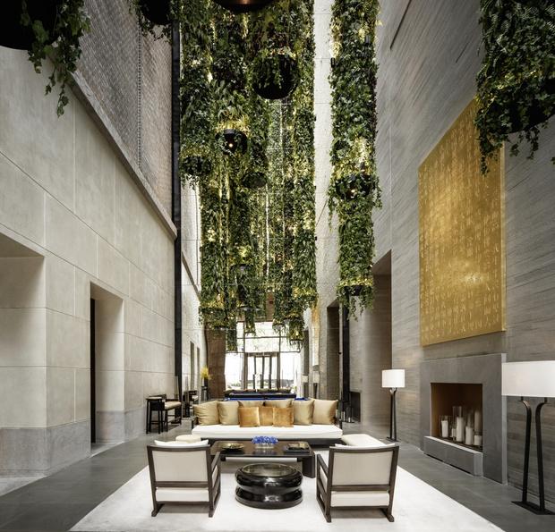Город в городе: отель Edition в Шанхае (фото 4)