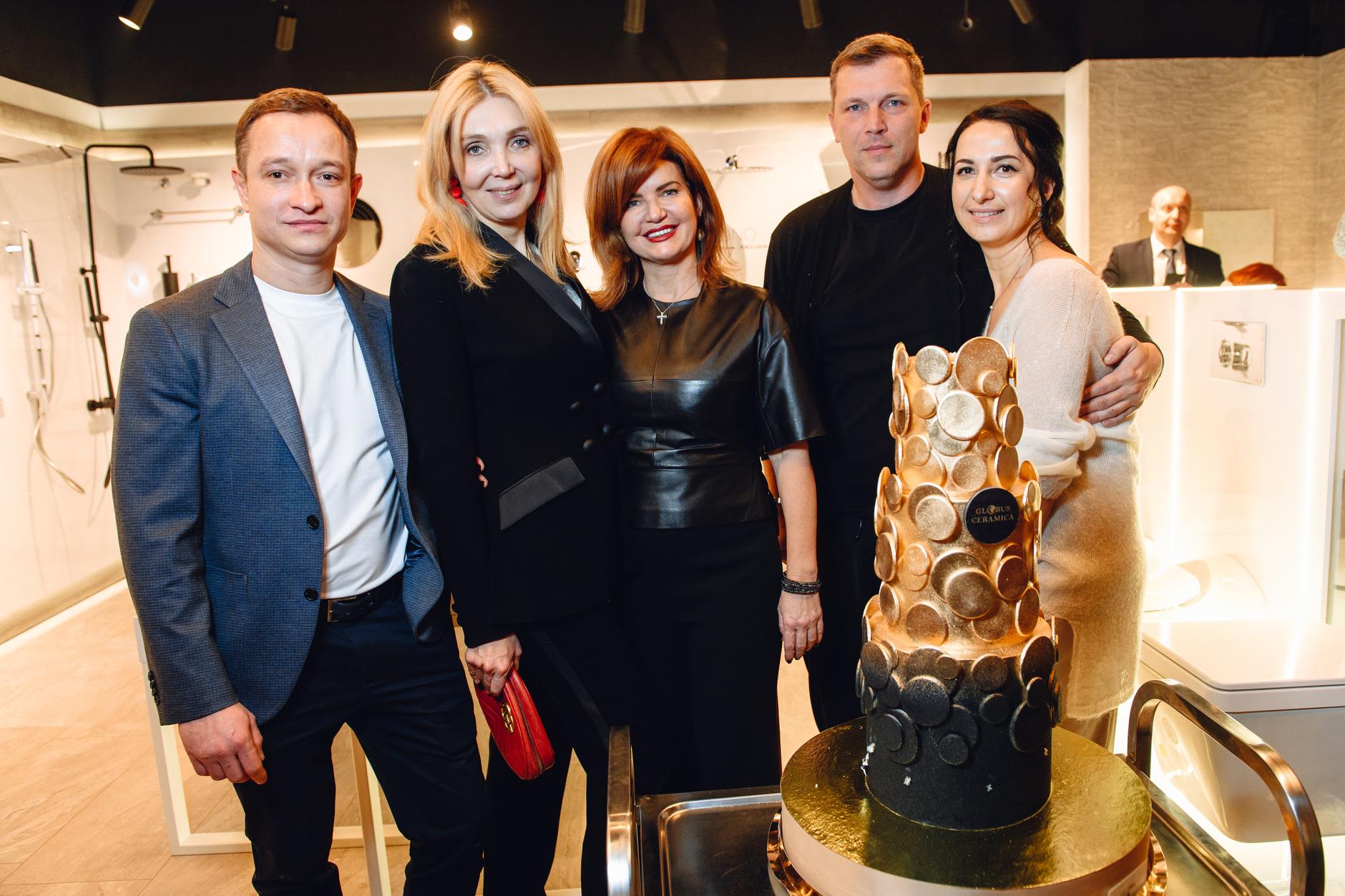 Открытие шоурума Globus Ceramica (галерея 3, фото 5)