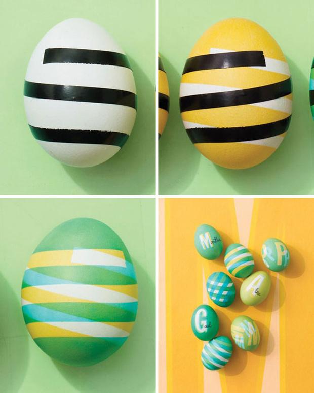 Как красить яйца?