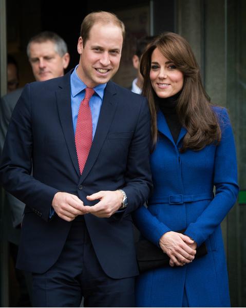 История любви Кейт Миддлтон и принца Уильяма в фотографиях | галерея [1] фото [4]