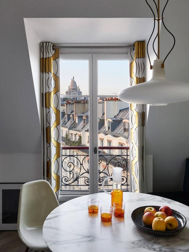 Парижская квартира дизайнера Кристофа Пойе (фото 2)