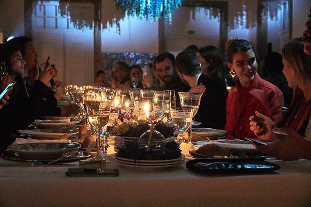 Джулия Рестуан-Ройтфилд и другие гости на открытии Mango в Лиссабоне (фото 2)