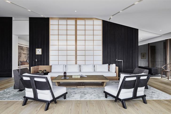 На одном дыхании: дом в японском стиле (фото 4)