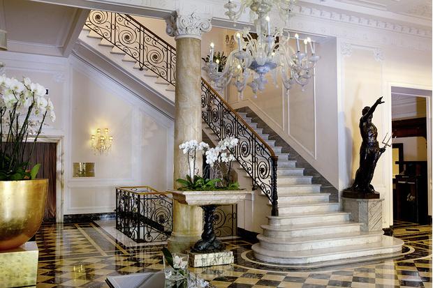 Одна королевская ночь в Baglioni Hotel Regina в Риме. Как это было? (фото 5)