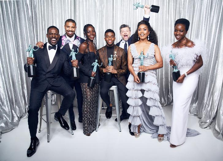 Лучшие моменты SAG Awards (фото 9)