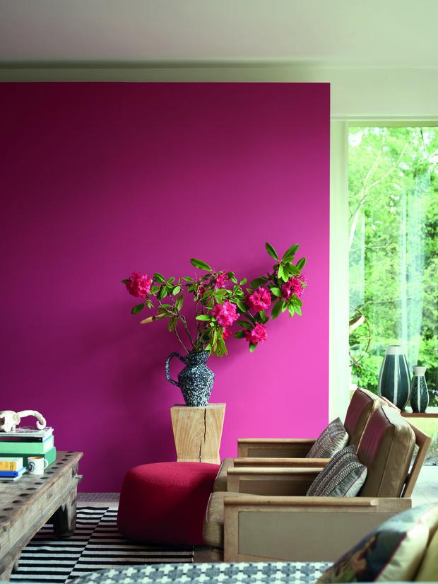 Красим стены: 10 неочевидных идей для маленьких квартир (фото 8)