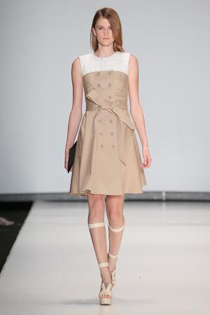 Показы мод Dasha Gauser Весна-лето 2013 | Подиум на ELLE - Подиум - фото 979
