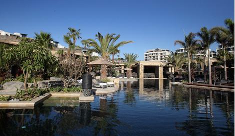 Отель One&Only в Кейптауне