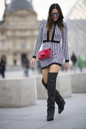 Что носили на Неделе моды в Париже? (фото 5.1)