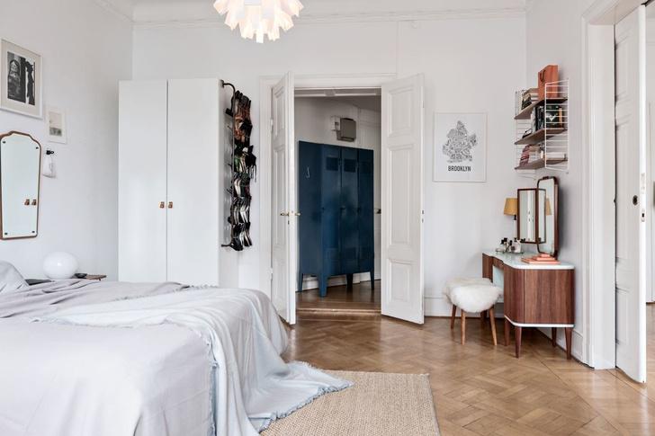 Образцовая скандинавская квартира 140 м² (фото 8)