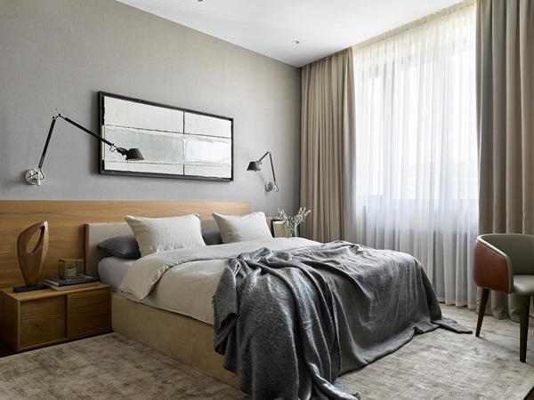 Декор спальни: 15 универсальных советов (фото 44)