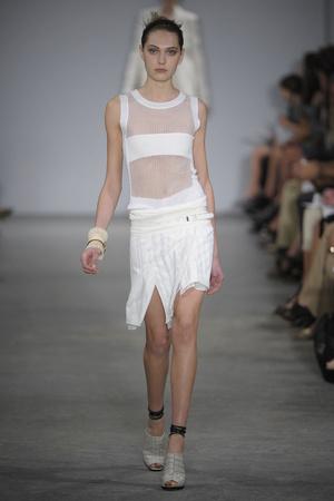 Показы мод Reed Krakoff Весна-лето 2011 | Подиум на ELLE - Подиум - фото 2631