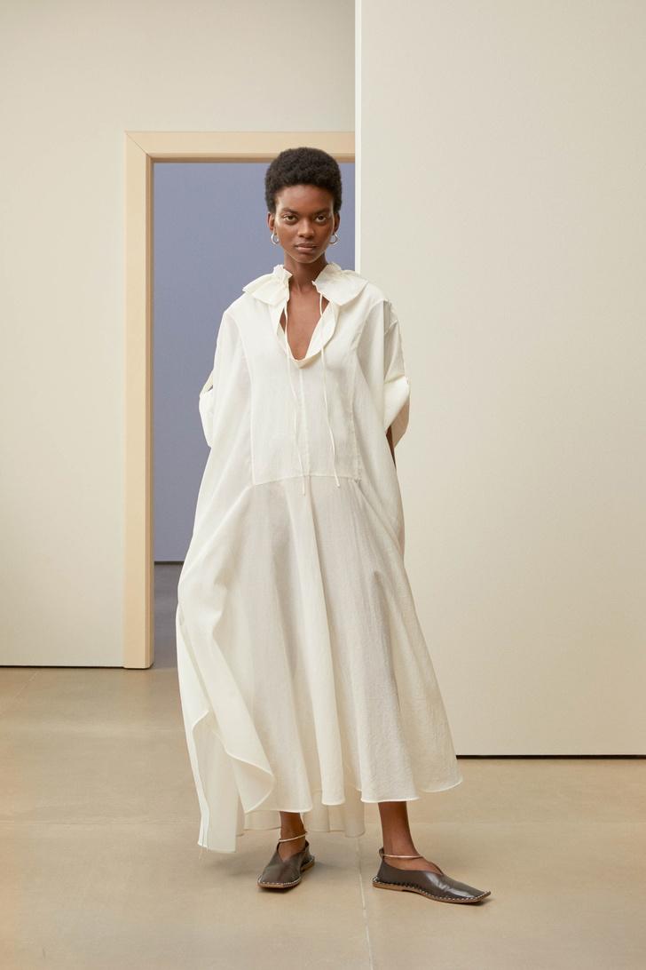 Инструкция: 5 свежих способов носить белоснежные вещи (фото 8)