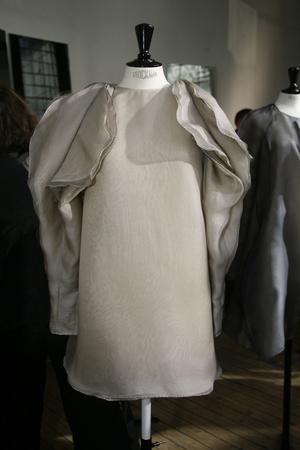 Показ Maison Rabih коллекции сезона Осень-зима 2009-2010 года Haute couture - www.elle.ru - Подиум - фото 88167