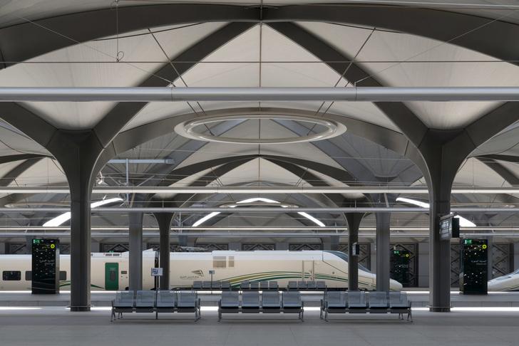 Станционный смотритель: проект Нормана Фостера в Саудовской Аравии (фото 5)