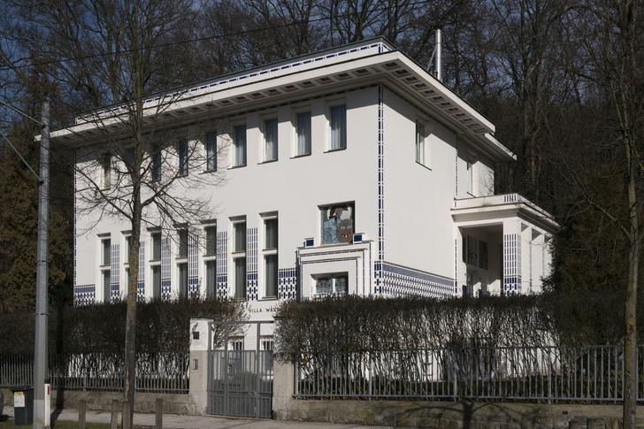 Отто Вагнер: 10 самых известных проектов великого архитектора (фото 39)