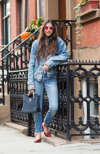 Back to 90s: 5 способов носить mom-джинсы (фото 10)