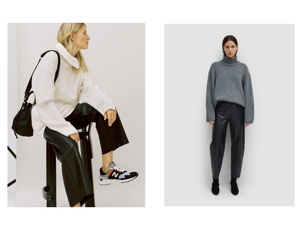 Кожаные брюки: какие купить и с чем носить (фото 7)