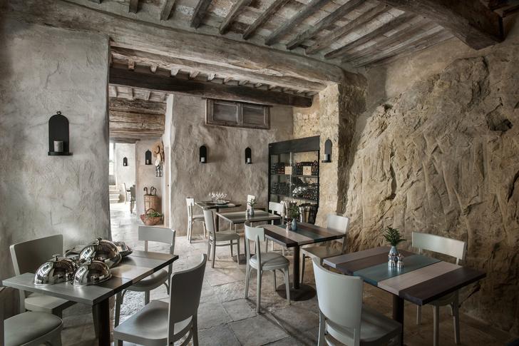 Monteverdi Hotel: бутик-отель в старинной тосканской глубинке (фото 17)