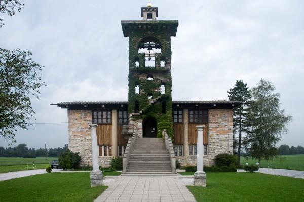 Йоже Плечник: знаковые проекты словенского архитектора (фото 25)