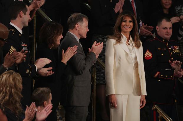 Мелания Трамп нарушила одну из президентских традиций (фото 3)
