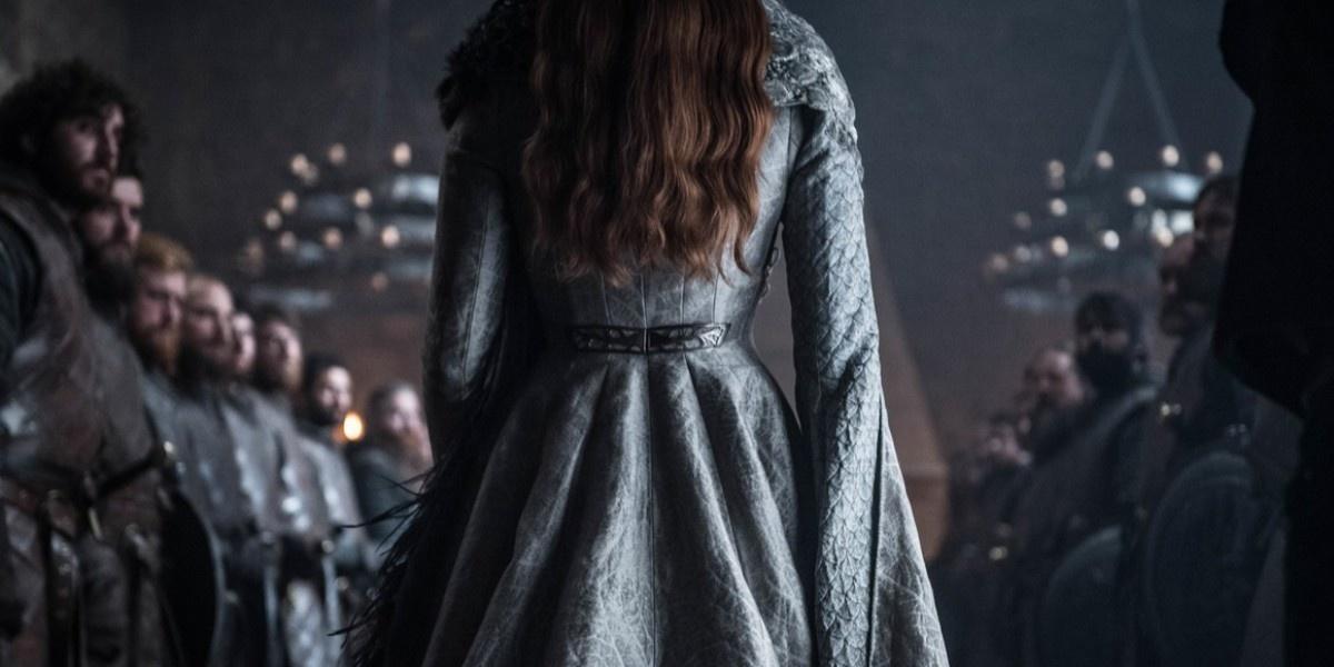 Что означает прическа Сансы Старк в последней серии «Игры престолов»?