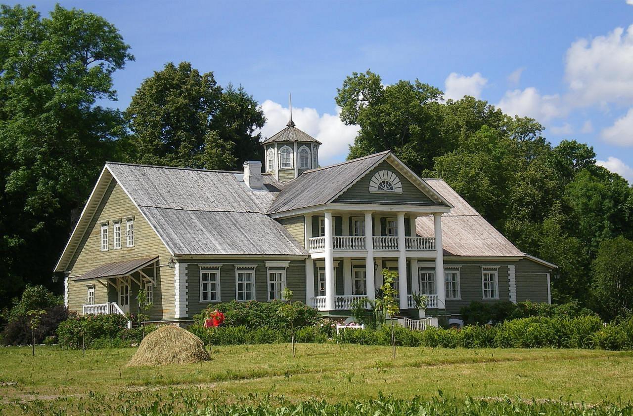 10 домов, где были написаны бестселлеры (галерея 2, фото 0)