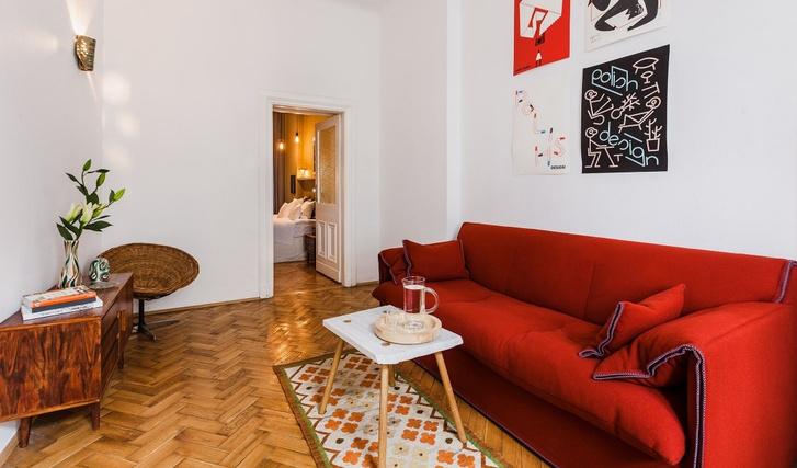 Мини-отель Autor Rooms в Варшаве (фото 13)