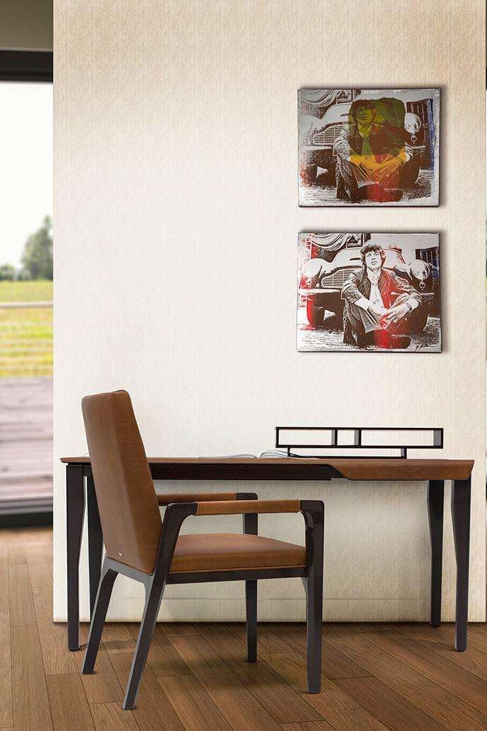 Стол и кресло из коллекции V 140