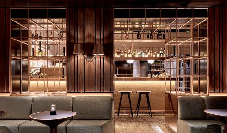 Отель Das Triest в Вене открылся после реновации (фото 8)