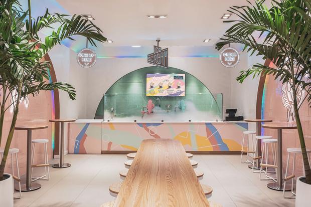 So sweet! Обзор дизайнерских кафе-мороженых (фото 35)