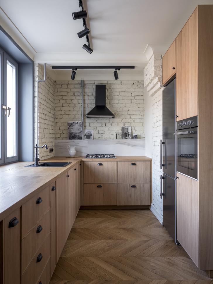 Как выбрать бытовую технику под разные стили кухни (фото 8)