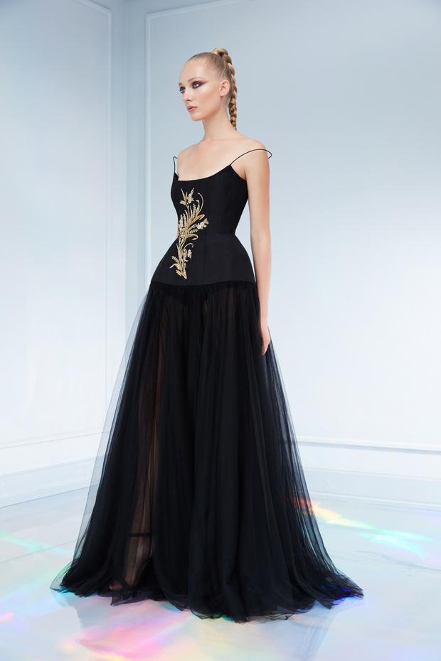 Maison Bohemique представил лукбук коллекции couture осень-зима 18/19 (фото 31)