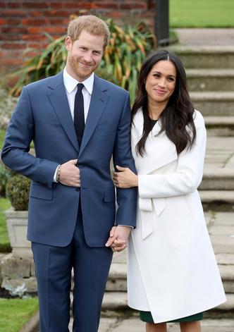 Фото дня: принц Гарри и Меган Маркл после объявления о помолвке (фото 2)