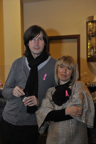 Сергей и Ольга Сысоевы