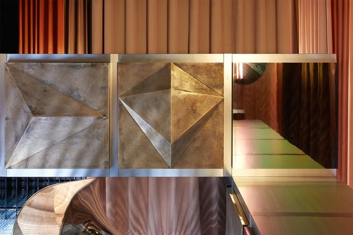 Интерстеллар: премьера Dimore Studio в миланском кинотеатре (фото 8)