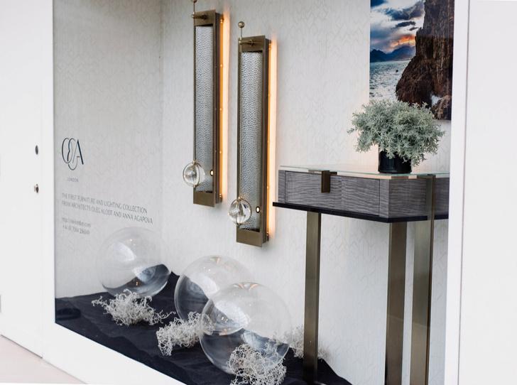 Первая коллекция мебели и света Олега Клодта и Анны Агаповой (фото 9)