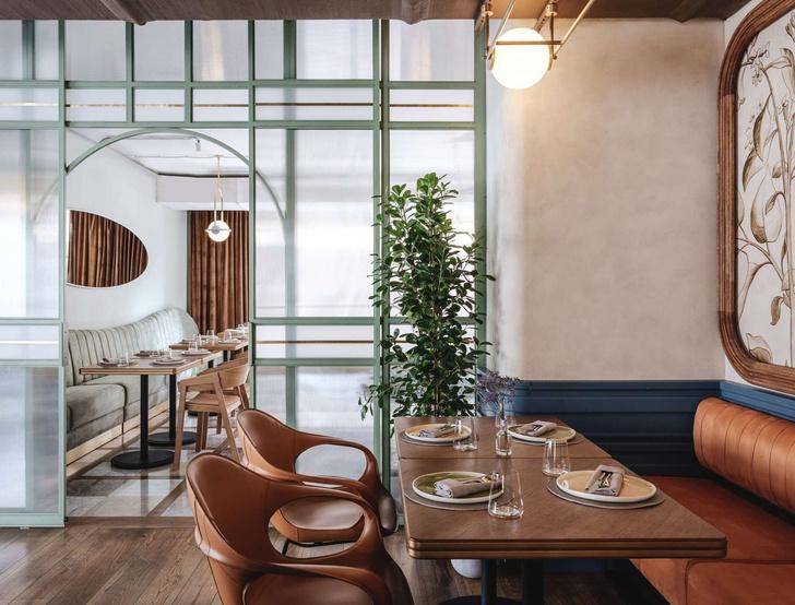 Ресторан The Y на Малой Пироговской (фото 13)
