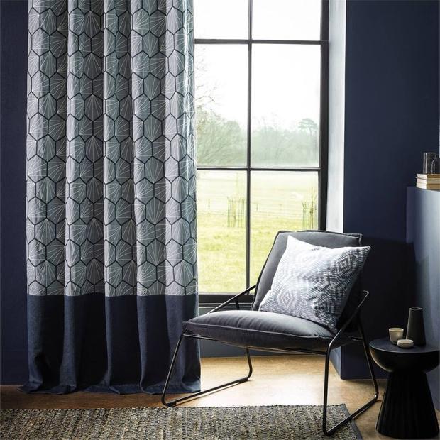 Декор окна: советы текстильной студии Volokno (фото 5)