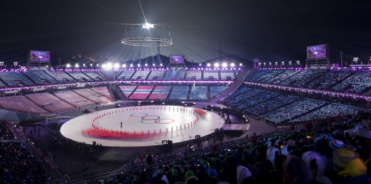 Пхёнчхан: олимпийская архитектура (фото 2)