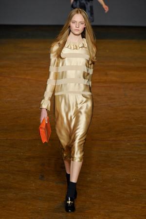 Показы мод Marc by Marc Jacobs Осень-зима 2011-2012   Подиум на ELLE - Подиум - фото 2341