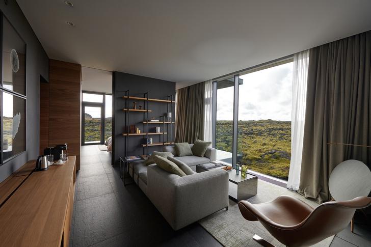 Отдых в Исландии: отель The Retreat at Blue Lagoon (фото 1)