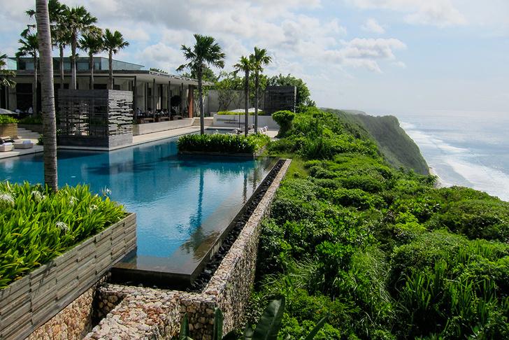 Отель Alila Villas Uluwatu на Бали
