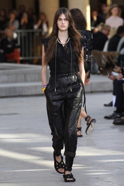 Неделя моды в Париже: день четвертый | галерея [2] фото [9]