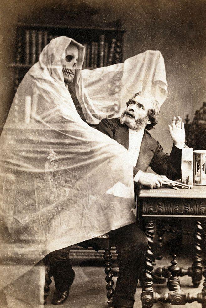 20 винтажных фотографий с Хэллоуина (галерея 0, фото 8)
