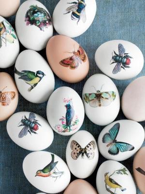 Вдохновение к Пасхе: 14 идей декора яиц (фото 7.1)