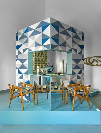 Выставка Gio Ponti & Amici в галерее дизайна MIRRA (фото 3.2)