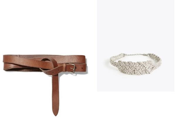 Инструкция: 5 свежих способов носить ремень (фото 14)